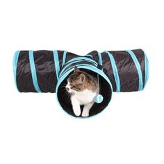3 WAY Y Shape Fol... Now available at http://happycatmeow.com/products/3-way-y-shape-foldable-pet-puppy-animal-cat-kitten-play-toy-exercise-tunnel-cave-cat-toys?utm_campaign=social_autopilot&utm_source=pin&utm_medium=pin