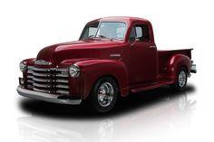 1953 Chevrolet 3100 Burgundy