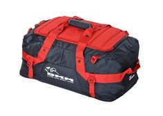 DMM Void Duffel - Red 75L *** Check out this great product. (This is an Amazon Affiliate link and I receive a commission for the sales)