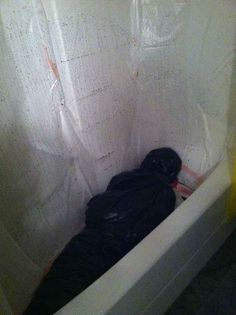 Remember to leave one in the bathroom. | 27 Disgustingly Awesome Ways To Take Halloween To The Next Level