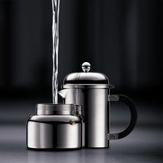 Chambord, Latte Macchiato, French Press, Coffee Maker, Kitchen Appliances, Coffee Maker Machine, Diy Kitchen Appliances, Coffee Percolator, Home Appliances