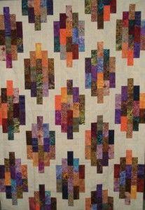 Batik Strip Stacks