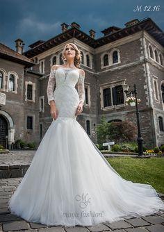 Model M12.16 Romanian Wedding, Maya Fashion, Designer Wedding Dresses, Wedding Decorations, Groom, Bridesmaid, Party, Collection, Weddings