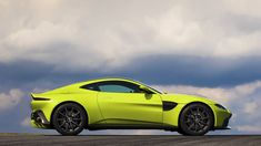 Aston Martin reveals the incredibly pretty, incredibly powerful, second-generation Vantage.