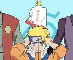 With each generation... following the backs of their father. Jiraiya with Naruto to Minato, Boruto with Sasuke to Naruto.