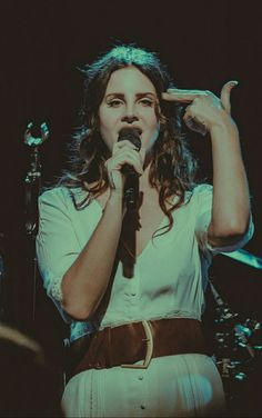 Lana Del Rey performing at SXSW 2017 #LDR
