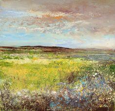 Amanda HOSKIN artist, paintings and art at the Red Rag British Art Gallery