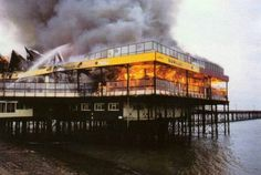 Days Gone in Southend - Seafront Fire