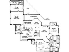 Unique House Plans dantyreecom unique house plans castle house plans modern house plans and Cross Hill Craftsman Farmhouse
