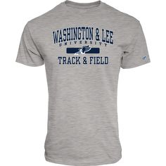 Blue 84 Track and Field Tee
