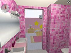 Variedad de rosados, pero tu escoge el color que mas te guste