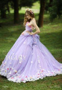 Tiglily 2015 Wedding Dresses