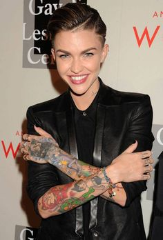 orange is the new black ruby rose - Google Search