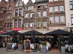 """Antwerp city centre restaurant """"in de schaduw van de kathedraal"""""""