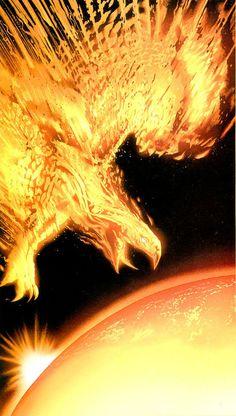 Phoenix Force by Greg Land