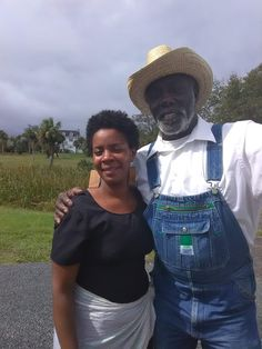 Reverend Lofton - Founder of the Georgia Geechee Shouters