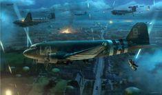 Image result for 101st airborne world war 2 art prints