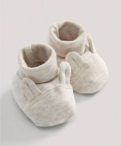 awwww!!! these will probably stay on better than socks as well! Mamas and Papas