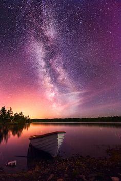 ~~Confluence | Aurora Borealis and Milky Way, Norway | by Ole Henrik Skjelstad~~