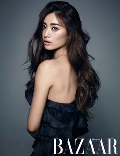 Official photo of Nana in Harper's BAZAAR July 2014  via @APSCLASZIX