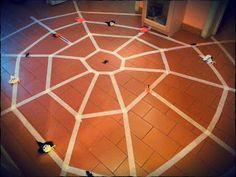 La Scatola dell'Immaginazione: Un gioco di Halloween: La tela del Ragno!