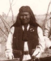 geronimo apache son death birth american chappo native leader tribe cochise indian indians 1894 arizona 1867 anonymous added findagrave memorial Native American Pictures, Native American Wisdom, Native American Beauty, Native American History, American Indians, Apache Indian, Native Indian, Old West Photos, First Nations