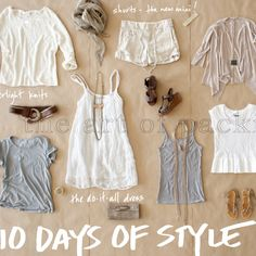 10 days of style with Calypso St. Barth