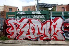 SHAKES, FUME, RETRO. Newtown, Sydney.