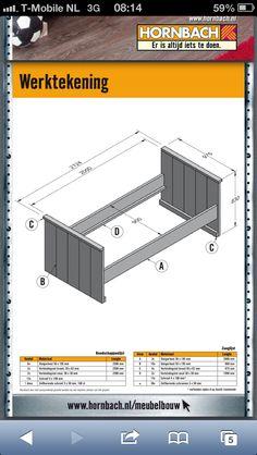 http://www.hornbach.nl/cms/media/nl/projektanleitungen__nl/bauen_2/alle_specials_3/meubelbouw/pdf_nieuw_werktekeningen/A4_werktekeningen_Bed.pdf Werktekening bed