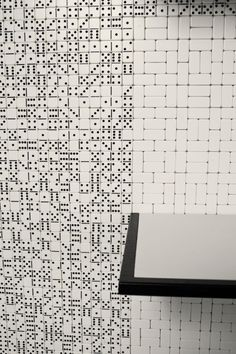 Domino wall in Paul Smiths New London Flagship