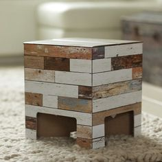 MyFlatPack -  The Dutch Design Chair B/WOOD $59.00
