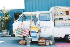 the half hitch goods store truck san fran/oakland