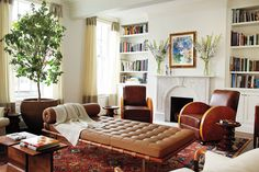Manhattan home of Gabriela Perezutti Hearst, Design by Daniel Romualdez
