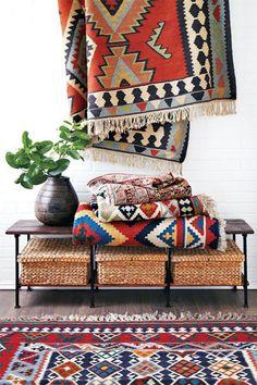 Ethnic Interior Design Ideas