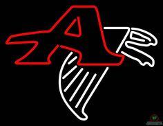 Atlanta Falcons Neon Sign NFL Teams Neon Light