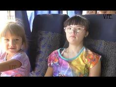 Guerra na Ucrânia - Crianças especiais passam feriado fora da guerra