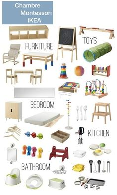 (how we montessori) Who doesn't love a good Ikea hack? It's especially good when it is Montessori related. Here are some of my favourite Ikea hacks that are either Montessori inspired or really lovely ideas for a Montess Ikea Montessori, Montessori Bedroom, Maria Montessori, Montessori Toddler Rooms, Ikea Toddler Room, Montessori Preschool, Ikea Kids, Preschool Classroom, Montessori Elementary