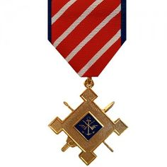 The Republic of Vietnam Staff Service 2C Medal was a decoration presented by South Vietnam to recognize U.S. military personnel who served on a military staff for at least six months between 1964 - 1973 and demonstrated exceptional conduct. The 1st Class medal is awarded to officers and the 2nd Class medal is awarded to non-commissioned officers and enlisted men.