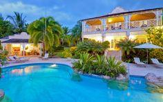 Luxury villa in Barbados #luxury #travel #holidays