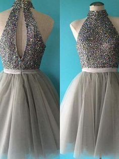Homecoming Dress Sexy Tulle Sequins Short Prom Dress Party Dress #homecoming #hoco2020 #hocodress #hocodresses #homecomingdress #homecomingdresses #homecomingdressunique #minidress #dress #dresses #shortdress #homecomingdresssexy #annapromdress #partydress #tullehomecomingdress #sweet16 #cocktaildress #homecomingdresscheap