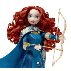 "Brave - Gem Styling Merida Doll - Mattel - Toys""R""Us"