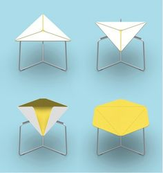 8th Gandia Blasco International Outdoor Furniture Design Competition (Winners) - Naoya Misawa - Girasol  @GANDIABLASCO