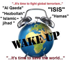 Wake up world.