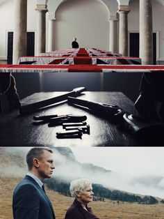 Skyfall (2012, UK/USA)Cinematographer: Roger Deakins Director: Sam Mendes #ImpressiveCinematography