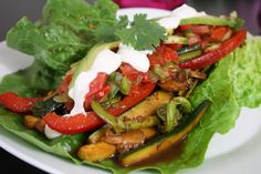 Raw fajitas ⭐️⭐️⭐️⭐️⭐️ This is an awesome recipe!