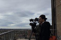 The vantage from Langston Hughes tower #nobodyelsegotthisson