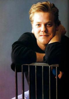 PHOTOS Kiefer Sutherland « young and cute! » | KIEFER SUTHERLAND ...