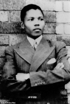 Nelson Mandela was born on July 18, 1918, into a royal family of the Xhosa-speaking Thembu tribe in the South African village of Mvezo | From prisoner to president: See the 50 most inspiring pictures from Nelson Mandela's life
