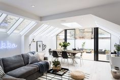 Home in Fulham by Banda Property | HomeAdore