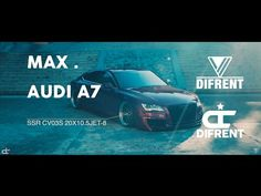 4K DIFRENT / AUDI A7 / DUBS / STANCE / LOW LIFE / VW / HELLAFLUSH - YouTube